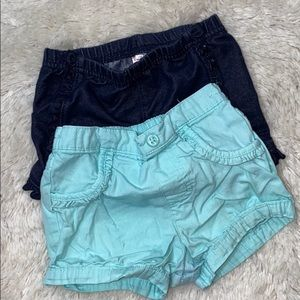 Baby girls shorts